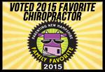 best chiropractor nh 2015